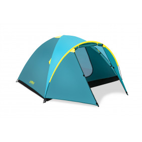 Палатка туристическая 4-местная Bestway Activeridge 4 ((210 см +100 см) x 240 см x 130 см))