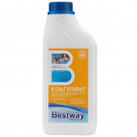 Коагулянт - средство для очистки воды от взвешенных частиц (1,1 кг)