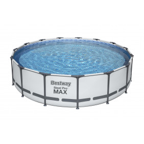 Каркасный Бассейн Bestway Pool Set с набором 457х107 см