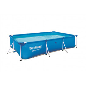 Каркасный бассейн Bestway Steel Pro 300х201х66см