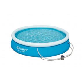 Надувной бассейн Bestway Fast Set 366х76см